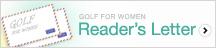 readers letter